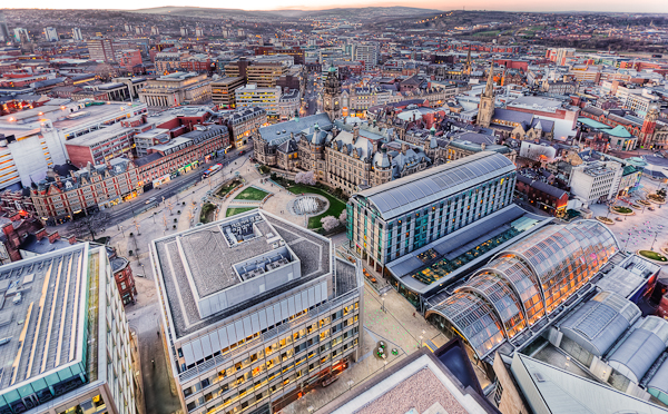 Why is Sheffield, and the North in general, great for business?
