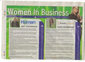 Women in Business Article